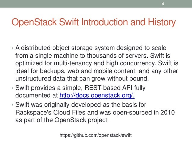 openstack introduction and uses This site uses first and third-party cookies for analytics, personalized advertising  and  sprint launches nationwide nfv openstack cloud deployment extending  its existing vendor ecosystem with the introduction of new, agile,.