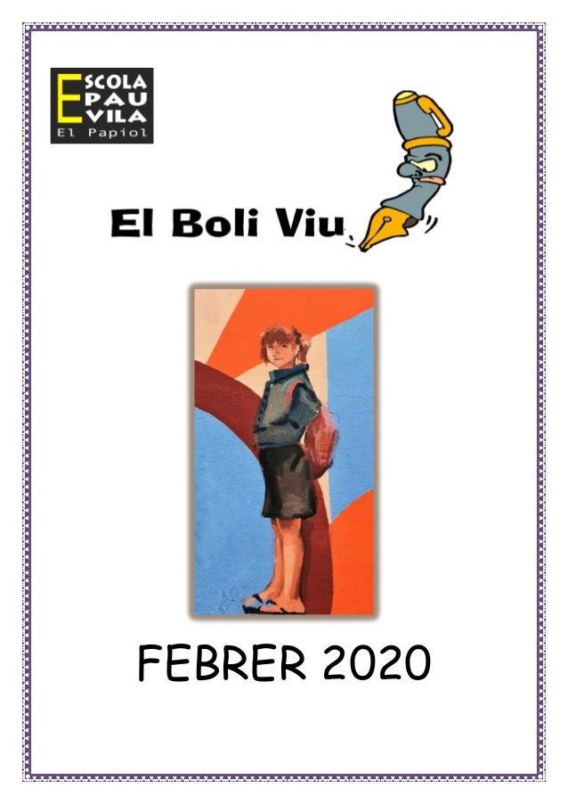FEBRER 2020