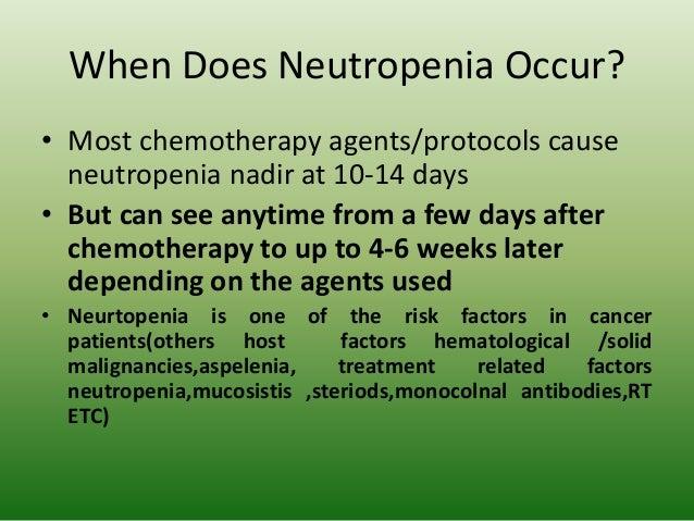 Febrile neutropenia by DR saqib ahmad shah PG radiation
