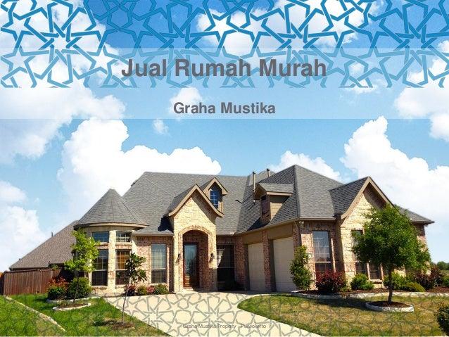 jual rumah murah syariah purwokerto 1 638