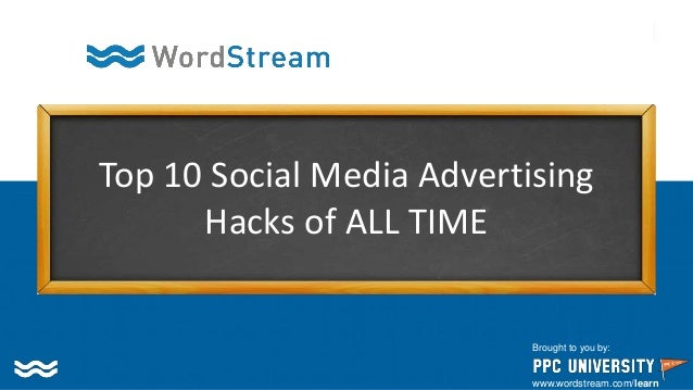 Copyright © 2014, SiteTuners – All Rights Reserved. #ABDelusion #CRO @tim_ash Top 10 Social Media Advertising Hacks of ALL...