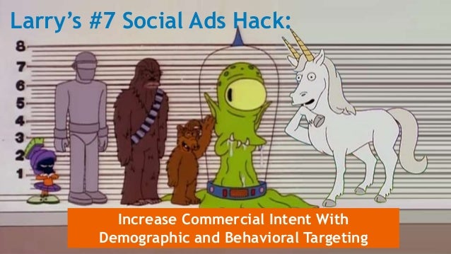 Demographic Ad Targeting in Facebook @Wordstream @larrykim Brought to you by: www.wordstream.com/learn