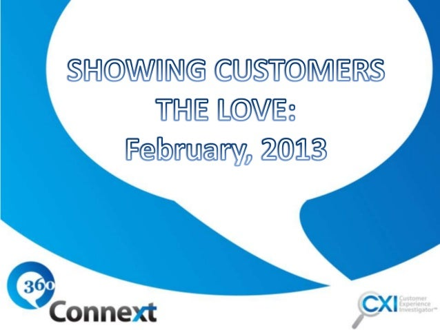 During February, we celebrated how companies can share the love with their customers. What are customers looking for here?...