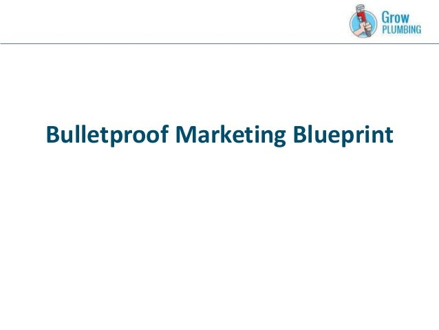 Bulletproof Marketing Blueprint