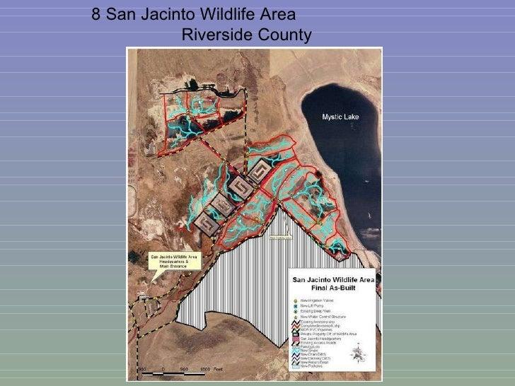 8 San Jacinto Wildlife Area  Riverside County