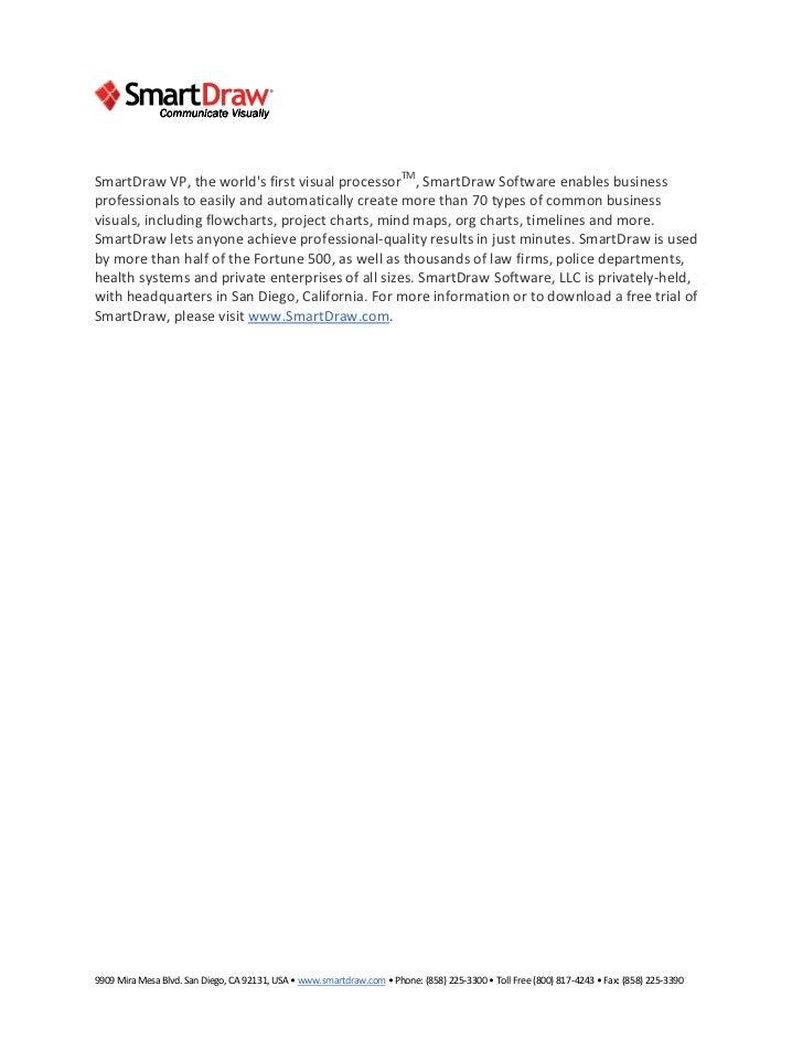smartdraw vp - Smartdraw Software Llc