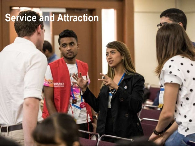 1 1 Service and Attraction