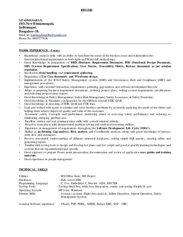 associate engineer resume samples embedded software engineer - Avionics Resume