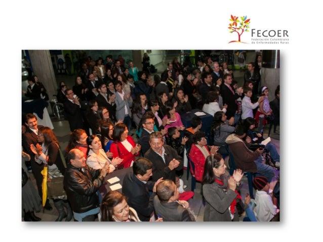1494  patologías   2.825  afectados   33  organizaciones   1  sola  Voz    !