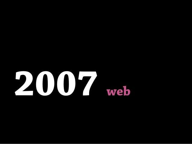 CSS, planeando para el futuro Slide 3