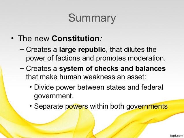 federalist 44 summary