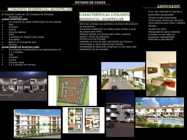 ESTUDIO DE CASOS <ul><li>Entre las ventajas que podemos enumerar del proyecto se encuentran: </li></ul><ul><li>Conjunto re...