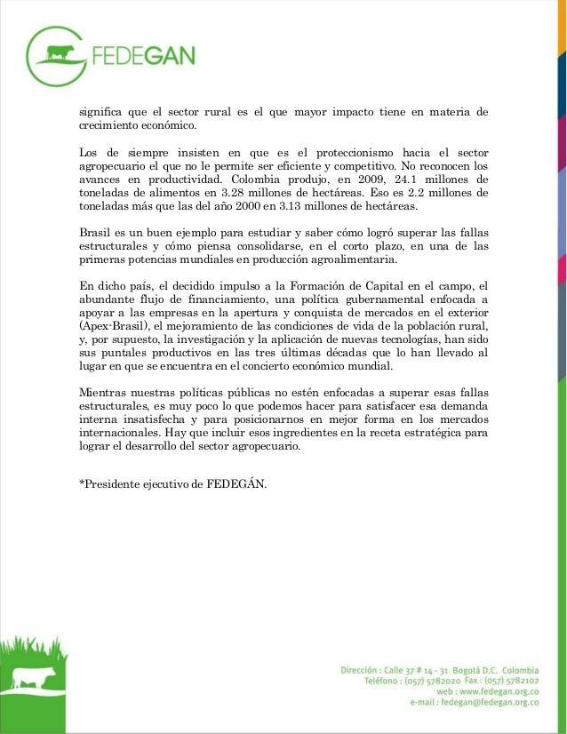 Fedegan_animal_ganadero_articulo_presidente_es_un_problema_estructural Slide 2