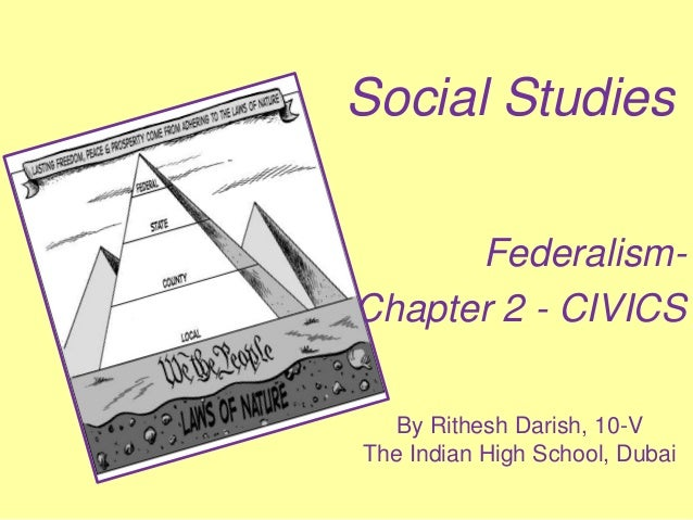 federalism in india Part xi(11) of the indian constitution defines the power distribution between the federal government and the states in india this part is divided between.