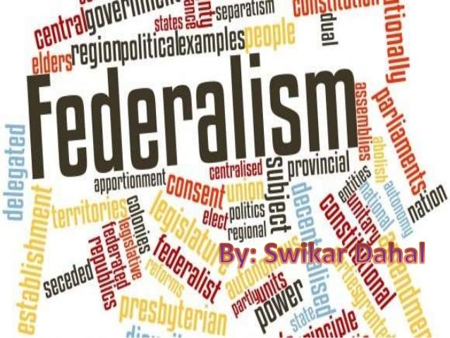 Federalism And Nepal