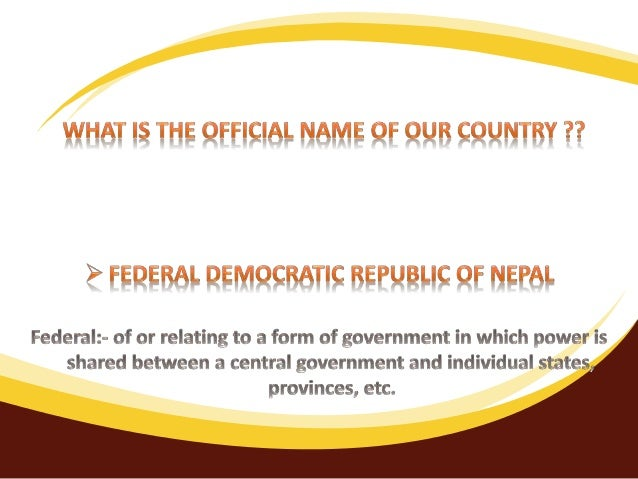 Which Type Of Federalism Is Like A Layer Cake