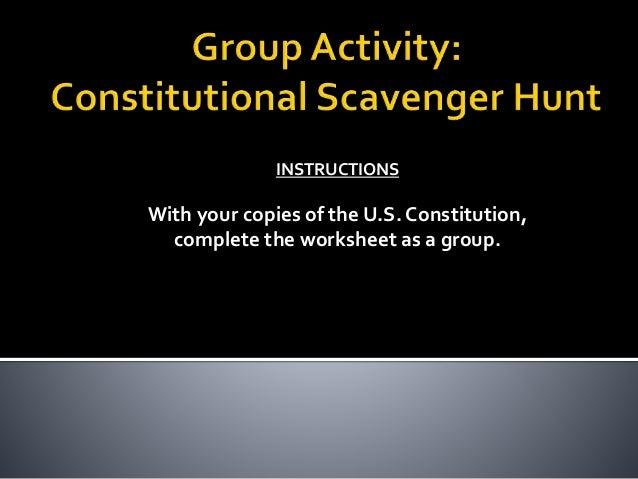 PO 101 Federalism  Slide 3