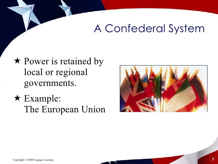 federalism ch3