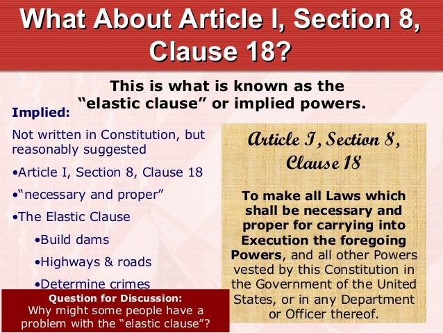 Federalism updated