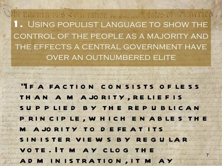james madison federalist 10 pdf
