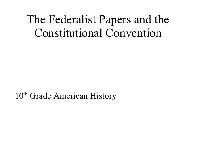how many essays make up the federalist papers This free synopsis covers all the crucial plot points of the federalist papers (1787-1789 federalist essays no1 - no5 federalist summed up in a single.