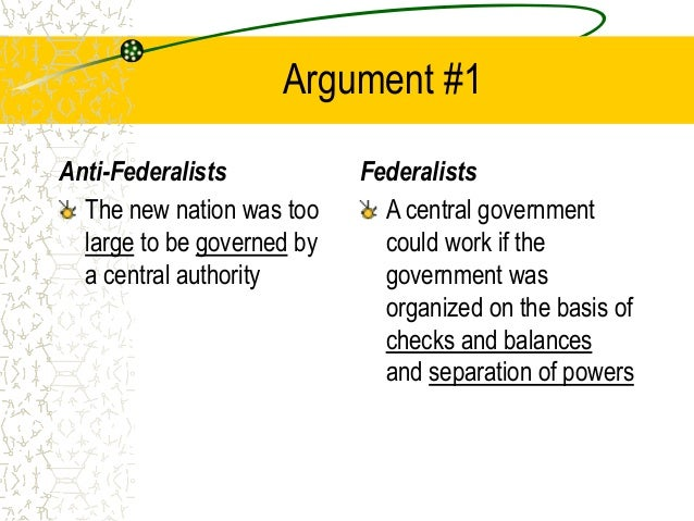 comparing the federalists and republicans essay Get an answer for 'compare and contrast the federalists and anti-federalists' and find homework help for other history questions at enotes.