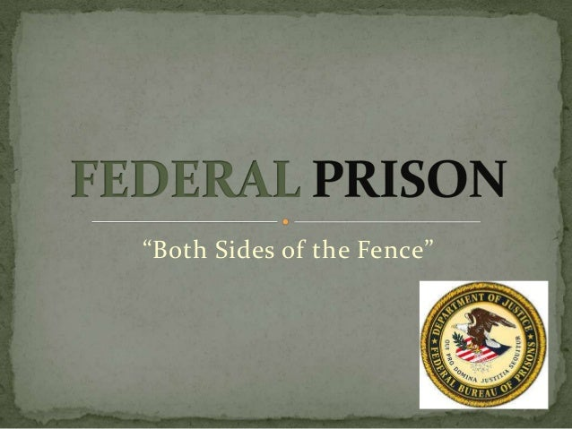 """""""Both Sides of the Fence"""""""