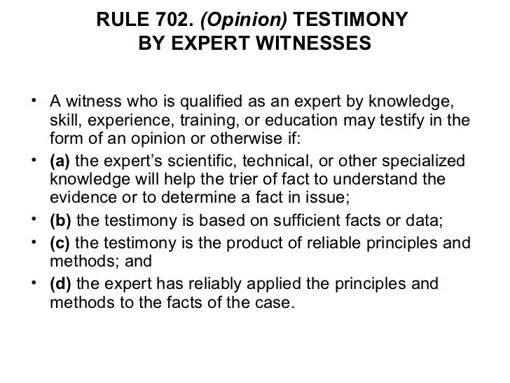 Rule 80 Exceptions to the Rule Against Hearsay