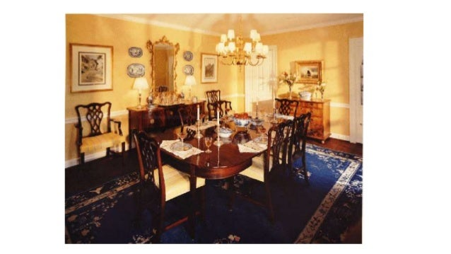 Archint federal style interior design furniture design - Federal style interior paint colors ...