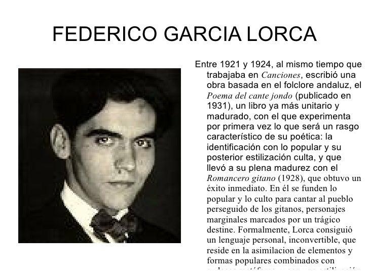 Fausto Marcelo ávila Poemas De Federico García Lorca