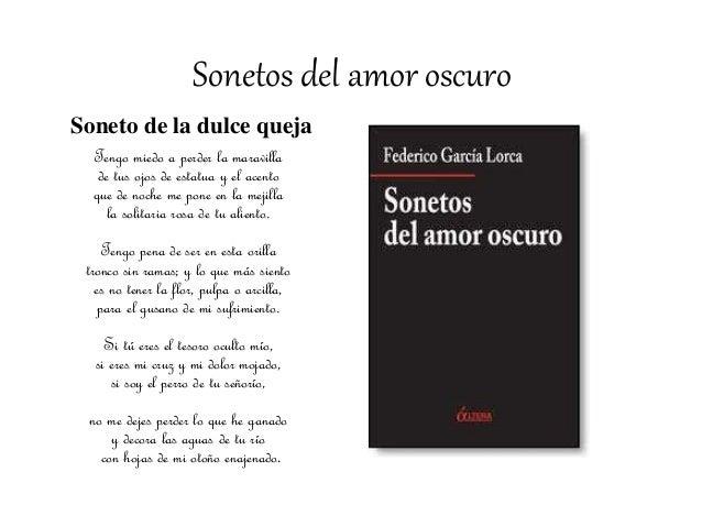 Poema De Federico García Lorca J