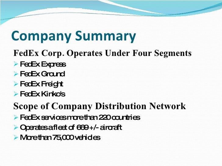 fedex supplier evaluation Scope this procedure covers adding information to the approved supplier list (asl) this procedure does not cover evaluating and qualifying suppliers and purchased.