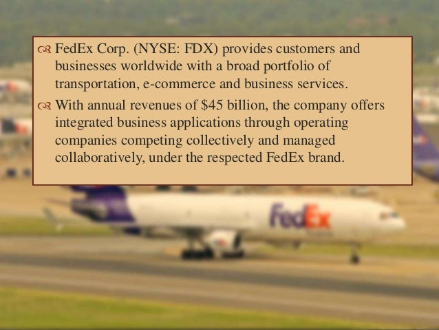 deere and company worldwide logistics fed ex Business analysis deere management - john deere logistics cost analysis   the company is partnered with fedex in order to maintain the logistics flow  in  order to keep pace with the demands of an increasingly global economy this is.