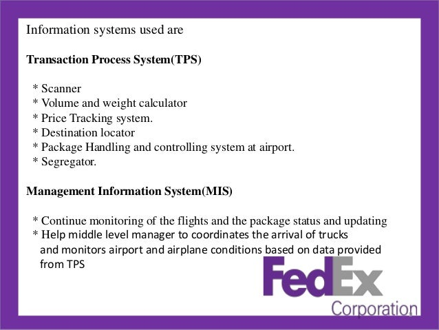 fedex introduction ppt