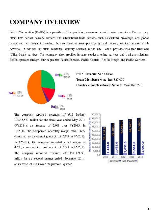 fedex incident report