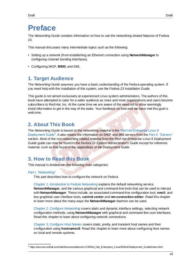 Fedora 23-networking guide-en-us