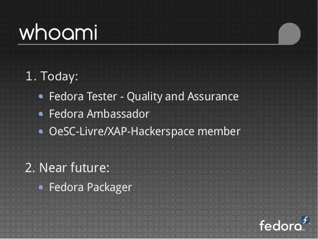 Python: the secret weapon of Fedora - FLISoL 2015 Slide 2