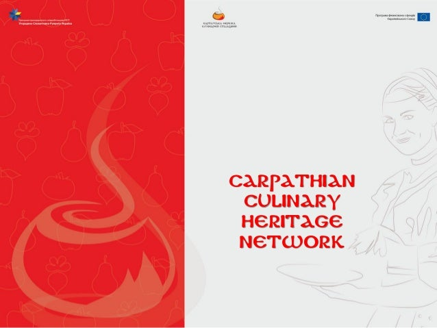 Carpathian Culinary Heritage Network