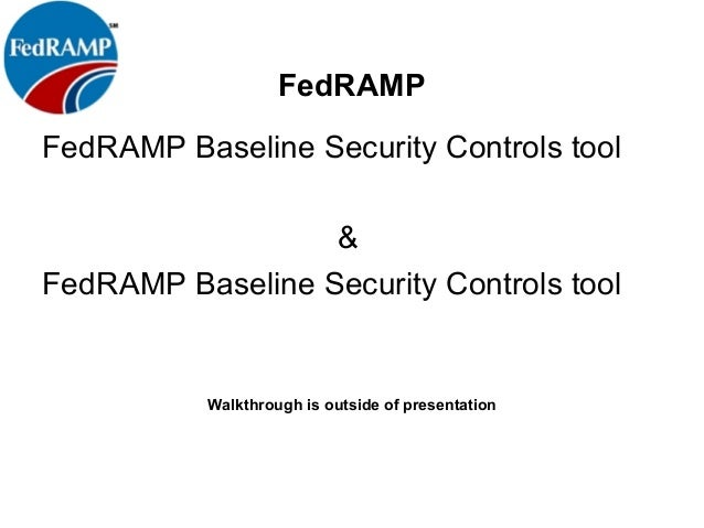 Fedramp Federal Agencies Amp Cloud Service Providers Meet