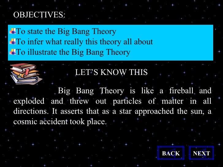 solar system big bang theory - photo #20