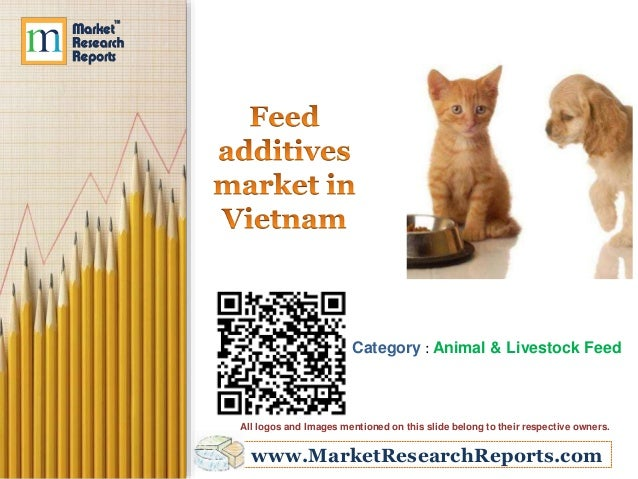 www.MarketResearchReports.com Category : Animal & Livestock Feed All logos and Images mentioned on this slide belong to th...