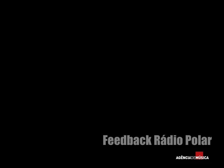 Feedback Rádio Polar