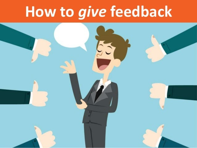 Toolkit for Employees: Giving and Receiving Feedback Slide 3
