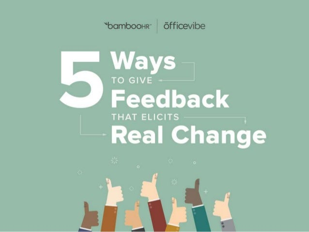 How to use feedback to drive organizational success