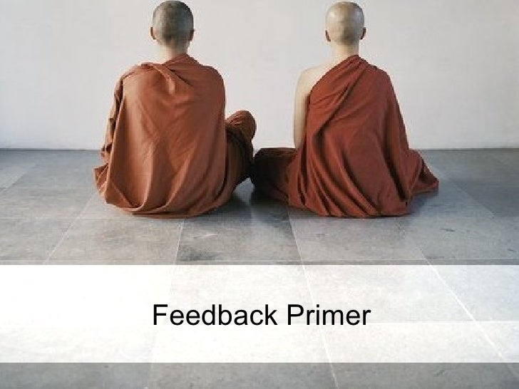 Feedback Primer