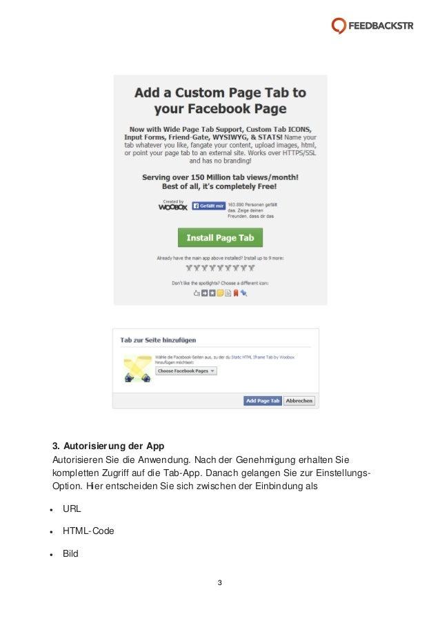 Der Umfrage-Tab auf Facebook Slide 3
