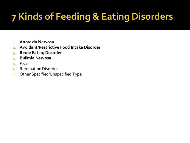 a study on the eating disorder bulimia It is estimated that 8 million americans have an eating disorder 15% of people with anorexia or bulimia are males mortality rates eating disorders have the highest mortality rate of any mental illness a study by the national association of anorexia nervosa and associated disorders.