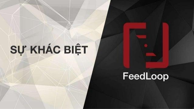 9. INFO SESSION NGÀY 12 THÁNG 3 Giới thiệu về FeedLoop lại sự kiện Saigon Tech Startup Festival ngày 12/3 tại Dinh Độc Lập