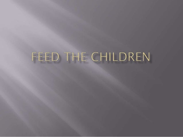  A dedicated philanthropist, Barry Saffer, provides regular support to Feed the Children. Founded in 1979 and headquarter...