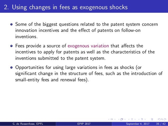 """3. The big fee question One of the most obvious question for an economist is: """"What is the optimal level of fees""""? This qu..."""